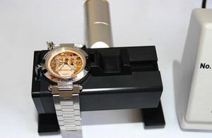 Image 5 - Weishi reloj mecánico de bolsillo con temporizador, multifunción, n. ° + 1 unidad, cristal Mineral plano