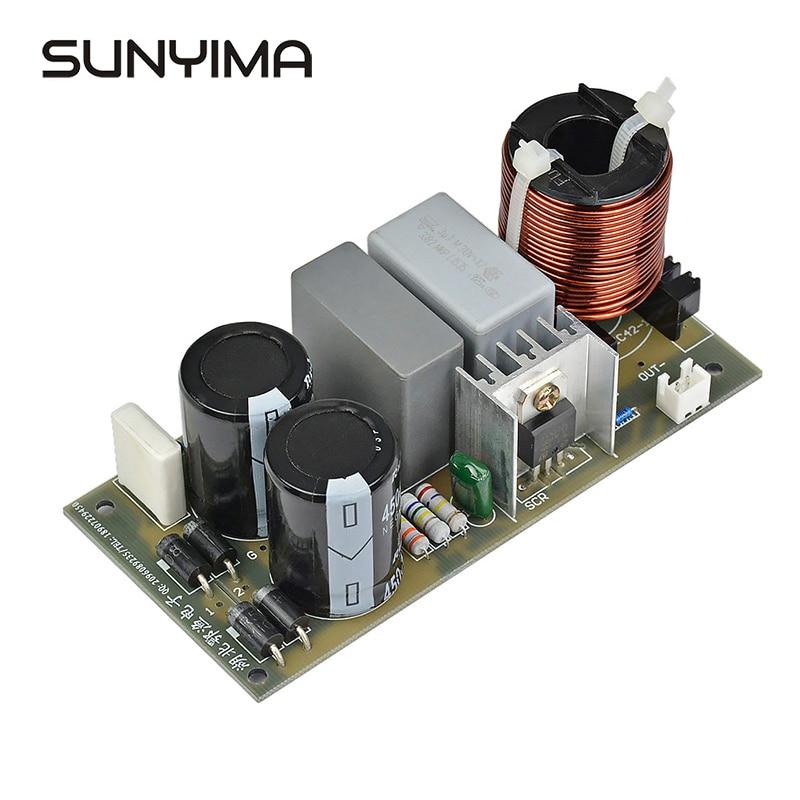 SUNYIMA inwerter tylna płyta pojedynczy krzem gotowy produkt czysta miedź induktor moduł napędu falownika
