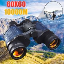 New HD Telescope 60X60 Binoculars 3000M High Clarity For Outdoor Hunting Optical Lll Night Vision binocular Fixed Zoom Eyepiece