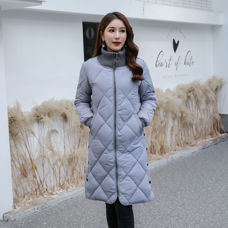 Image 5 - Women Winter Jacket Coats Wadded Ladies Warm Cotton Padded 