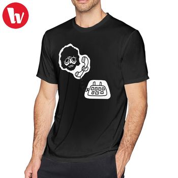 Jeff Lynne T Shirt Elo Jet Flynn Speaking T-Shirt Fashion Man Tee Shirt 100 Percent Cotton Graphic Tshirt plastic pizza roller knife pie slicer pastry embossing die lattice dough cutter pastry tool with wheel baking tools