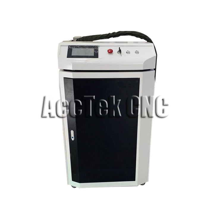 Portable Stainless Steel Quare Pipeline Laser Welding Machine 1000W Hand-held Laser Welding Machine For Metal