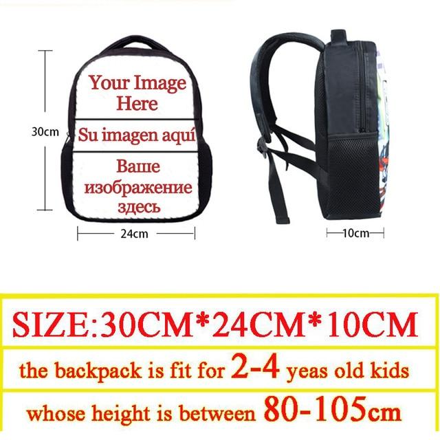 12 Inch Animals Dinosaur Backpacks 3D Dinosaur Children School Bags Baby Toddler Bag Boys Backpack for Kids Kindergarten Bags 5