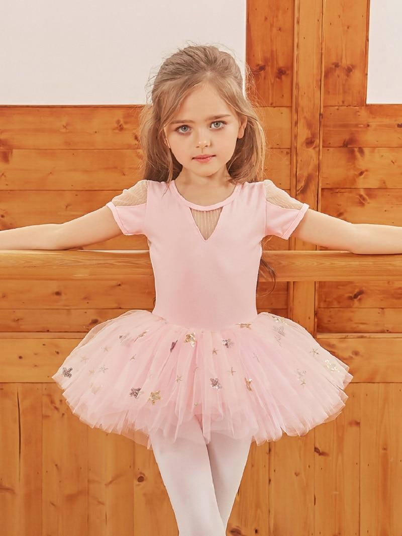 Детское балетное платье пачка; Вечерние танцевальные костюмы с блестками и цветами; Боди для девочек; Балетная юбка|Балет| | АлиЭкспресс