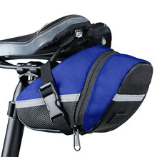 Bicycle Bike Waterproof Storage Saddle Bag Seat Cycling Tail Rear Pouch Seatpost saddle bag Outdoor Bicicleta accessories цена 2017