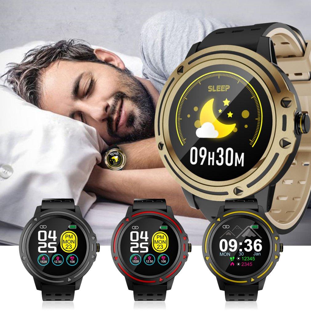 V5 Smart Watch Men Waterproof Heart Rate Monitor Smartwatch Sport Fitness Tracker Smartwatch Sleep Monitor Pedometer Bracelet