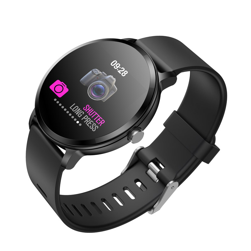 Bluetooth Smart Watch Phone Pedometer Sedentary Remind Sleep Monitor Remote Camera compatible for Xiaomi Android,ios Smartphones