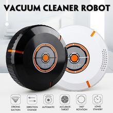 Автоматический перезаряжаемый мощный уборочный умный робот-пылесос DNJ998