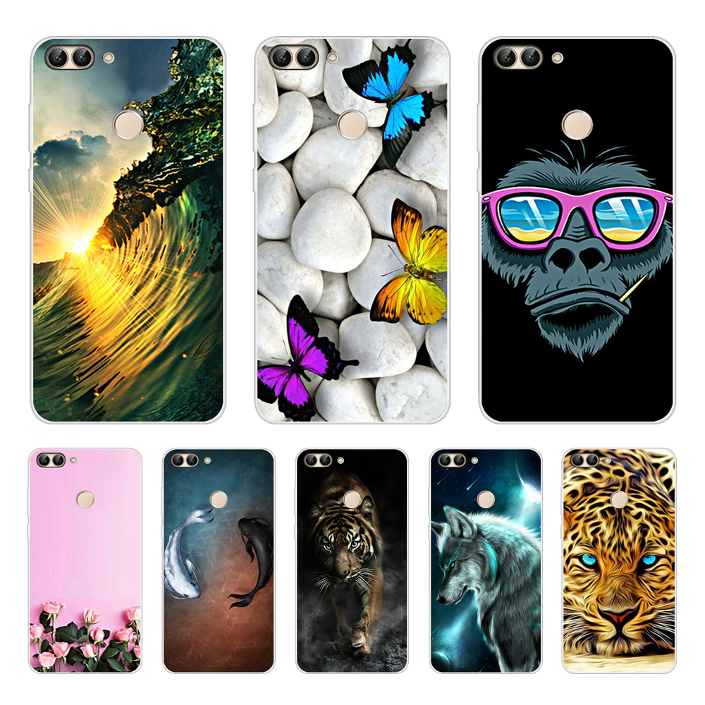 For Huawei <font><b>P</b></font> <font><b>Smart</b></font> Case Cover Bumper <font><b>5.65</b></font>