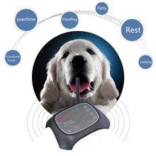 Беспроводной Забор для собак система сдерживания домашних животных ограждение для собаки с перезаряжаемым водонепроницаемым приемником для безопасной тренировки собак