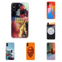 Pochette Mobile TPU Frank Ocean pour Huawei Honor Nova Note 5 5I 8A 8X10 Pro 9X pour Moto G G2 G3 G4 G5 G6 G7 Plus(China)