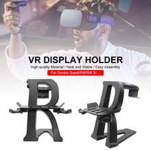 Support de casque VR Station de support d'affichage de casque Vr pour Oculus Rift S Oculus Quest casque pour HTC Vive/ Pro pour indice de Valve
