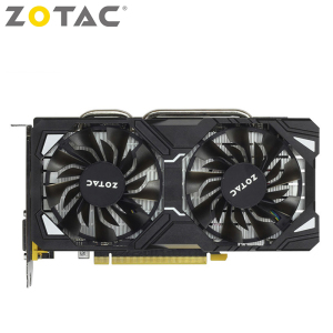 Image 3 - ZOTAC NVIDIA Graphics Cards GTX 1060 6GB Gaming PC Video Card NVIDIA GeForce GPU GTX 1060 6GB 192Bit GDDR5 VGA Card For PC Used