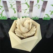 Полимерные формы для торта дизайнерские diy многоугольные цветочные