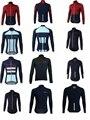 2019 le col командная одежда для велоспорта, зимняя кашемировая теплая спортивная рубашка, велосипедная рубашка