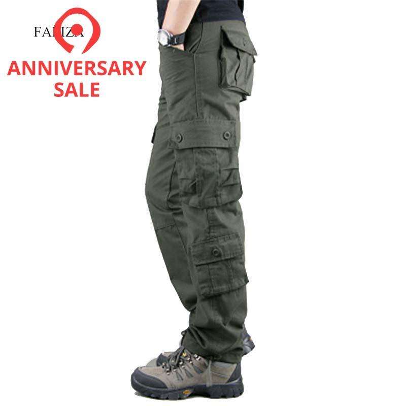 Ropa De Hombre Para Hombre Combate Cargo Pantalones De Trabajo Al Aire Libre Ropa De Trabajo Pantalones Bolsillos Almohadilla Para La Rodilla Ropa Calzado Y Complementos Aniversario Cozumel Gob Mx