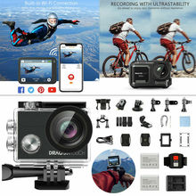 Original 2017 Version AKASO EK7000 4K Action Camera WIFI Ultra HD Waterproof Sports DV Camcorder 12MP 170 Degree Wide Angle цены