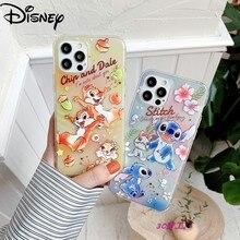 Disney สำหรับ IPhone11โทรศัพท์มือถือสำหรับ IPhone11promax/XS/XR/8/7Plus/X/xsmax โทรศัพท์มือถือฝาครอบโทรศัพท์มือถืออุปกรณ์เสริม