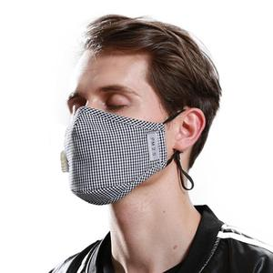 Image 4 - PM2.5 Anti Cotton Haze Mask Breath Valve Anti dust Mouth Mask Activated Carbon Filter Respirator Mouth muffle Mask Face