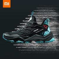 Men Non Leather Casual Outdoor Soft Comfortable Sports Sneakers Running Shoes Mesh Breathable Flying Woven from Xiaomi youpin
