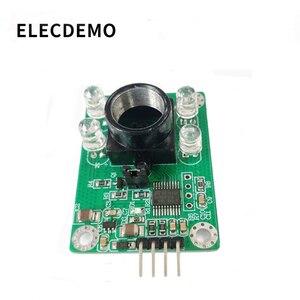 Image 3 - TCS230 TCS3200 Color sensor module  color recognition sensor module RGB tri color serial output