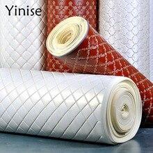 Tissu en Faux cuir synthétique 50x137cm, éponge brodée, PU, artificiel, bricolage, sacs de canapé, décoration de la maison