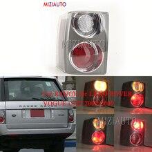 MIZIAUTO 1PCS Tail Light For RANGE for LAND ROVER VOGUE L322 2002-2009 brake Light Rear Bumper Light Tail Stop Lamp Fog lamp