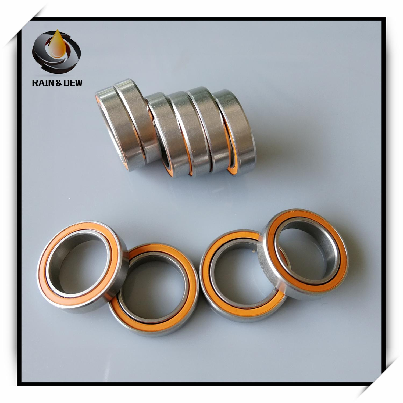 1Pcs  S6701 2RS CB ABEC7 12X18X4 Mm 6701 Stainless Steel Hybrid Ceramic Ball Bearing  Brushless Motor Bearing RC Model Bearing