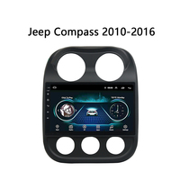 for Jeep Compass 2010 2016 GPS Navigation Universal Car radio MP5 DVD Player touch screen Video Universal system