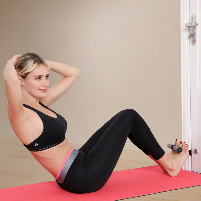 Sit-Up Crunches Abdominal Core Workout Fitness Assistent Lose Gewicht Training
