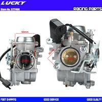 Motorcycle 30mm Carburetor For Yamaha Majesty 250 YP250 250cc Scooter Vergaser Linhai 260cc Marquis Te 250cc ATV Quad Parts Carb