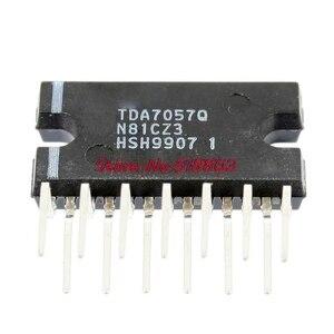 1 pçs/lote TDA7057AQ TDA7057Q TDA7057 ZIP-13 Em Estoque