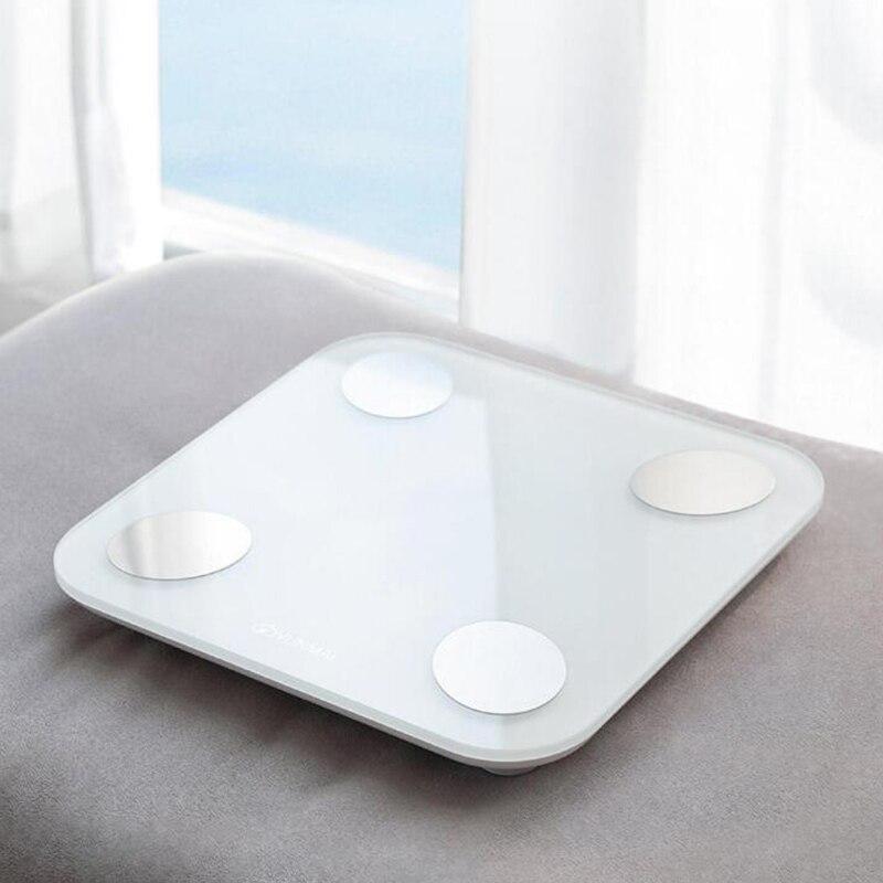 Escala de composição de gordura corporal inteligente