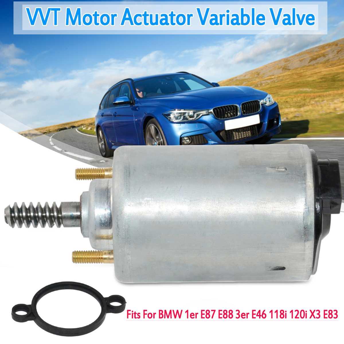 VVT moteur actionneur Variable Valv pour B. MW. 1/3/X1/X3/Z4 E87 E88 3er E46 118i 120i X3 E83 VVT Valvetronic Servo D'OEM 11377509295