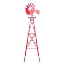Ветряная мельница 8 футов устойчивая к атмосферным воздействиям