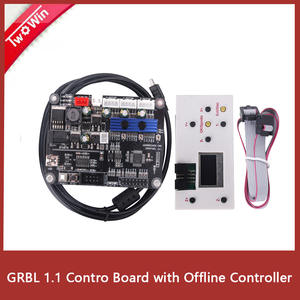 Machine-Control-Board Engraving Grbl 1.1 3-Axis with Usb-Port CNC