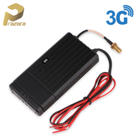 Prazata 3G GPS Tracker Car GPS Tracker Viechle Global GPS GSM WIFI Motion Sensor External GPS Antenna Vibration Alarm Free APP