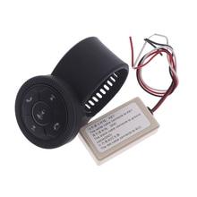 Botão de controle sem fio do volante do carro universal com alça de resina para o automóvel android dvd/gps navegação player alta qualidade