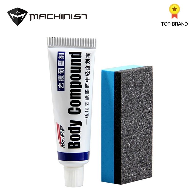 Автомобильный корпус смесь MC308 набор пасты уход за царапинами краски Авто полировка и шлифовка смесь автомобиля паста полировка уход
