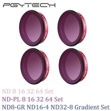 PGYTECH ND CPL التدرج عدسة تصفية النسخة المهنية DJI OSMO عمل كاميرا الملحقات
