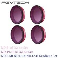 PGYTECH ND CPL Degrade Lens Filtresi Profesyonel Sürüm DJI OSMO Için Eylem Kamera Aksesuarları