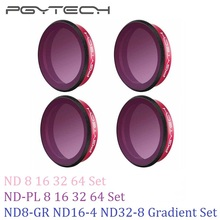 PGYTECH ND CPL Gradient Lens Filter Professional Version For DJI OSMO Action Camera Accessories