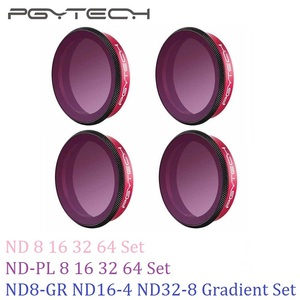 Image 1 - PGYTECH ND CPL Gradient Lens Filter Professional Version For DJI OSMO Action Camera Accessories
