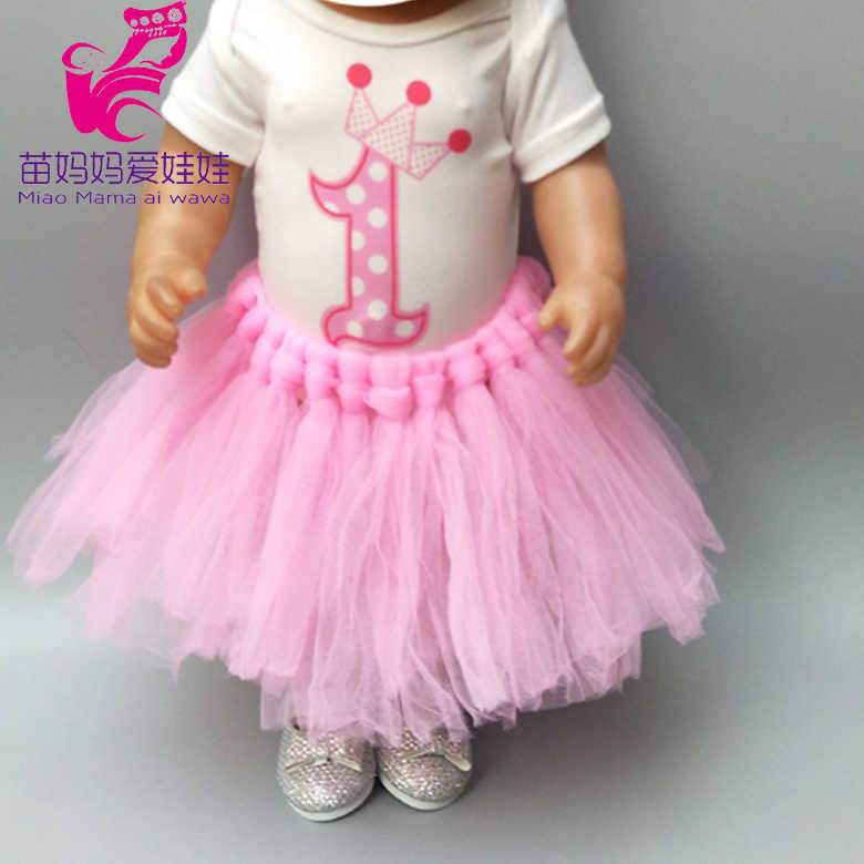 Enjoyable Dolls Dress For 18 Inch Baby Doll Clothes 18 Girl Doll Birthday Funny Birthday Cards Online Barepcheapnameinfo