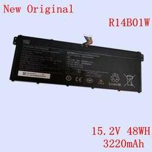 Новый оригинальный литий ионный аккумулятор для ноутбука r14b01w