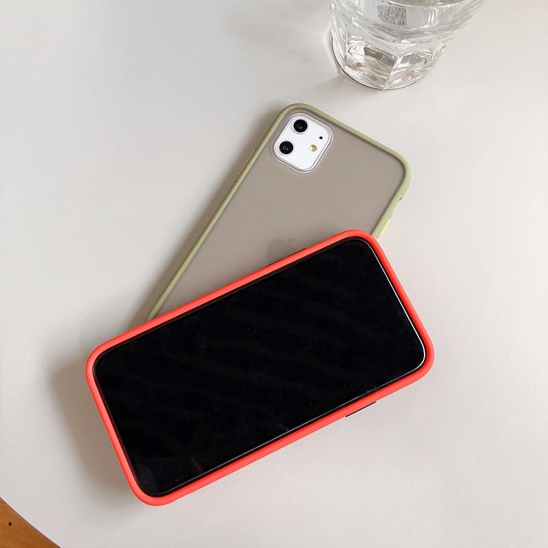 Mint Hybrid Case for iPhone SE (2020) 50