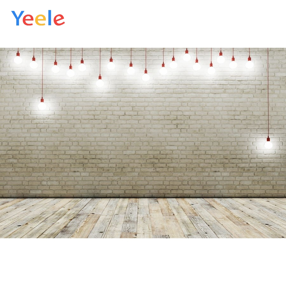 Yeele Christmas Background Wood Board Brick Wall Newborn Baby Birthday Party Photocall Photography Backdrops For Photo Studio in Background from Consumer Electronics