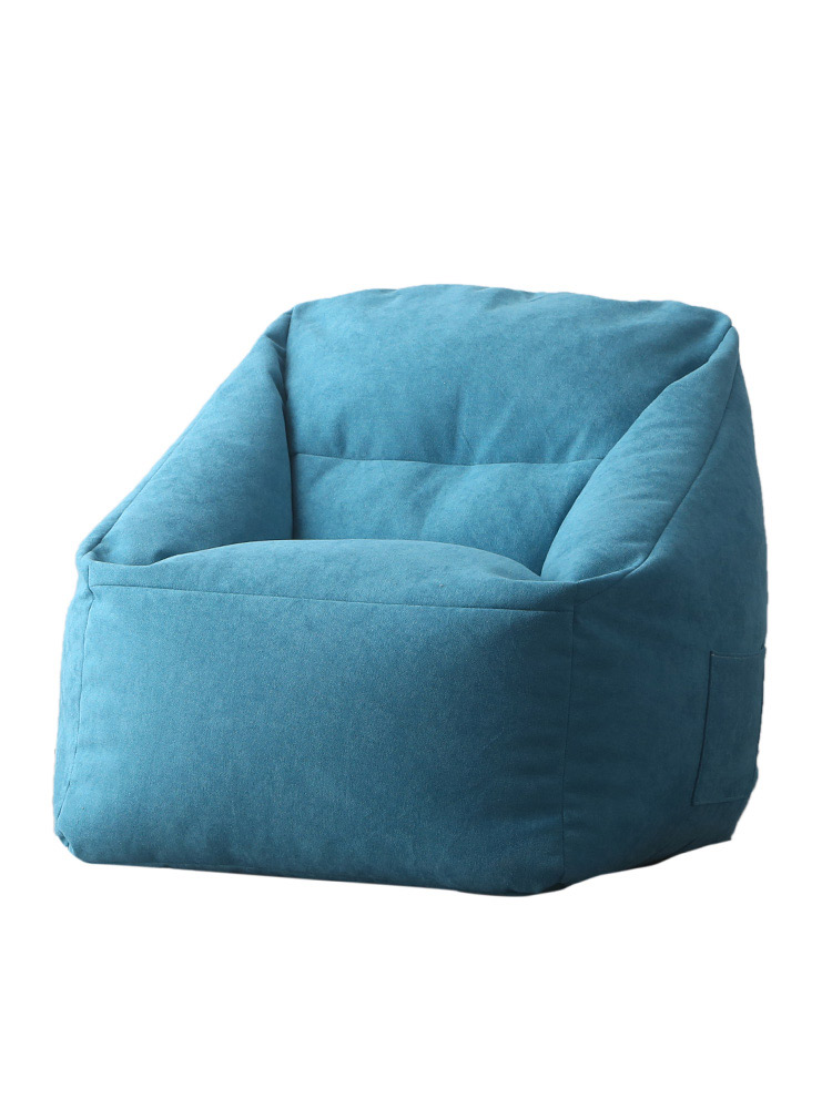 Simple Bean Bag Lazy Couch Tatami Removable And Washable Small Apartment Living Room Balcony Bedroom Single Sofa Computer Chair
