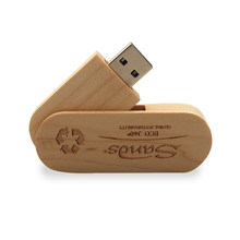 Logo Kayu Disesuaikan Chip Kayu USB Flash Drive Pen Drive 4 GB 8 Gb 16 GB 32 GB 64 GB 512 Mb 256 MB Logo Usb2.0 U Disk USB STICK(China)