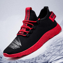 2020 new trend men's shoes comfortable and versatile sports leisure Korean color sole I running men